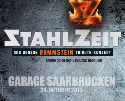 Stahlzeit - Tour 2013 (Garage, Saarbrücken)