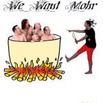 Knorkator - We Want Mohr (Garage, Saarbrücken)