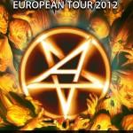 Anthrax - European Army Tour 2012 (Garage, Saarbrücken)