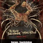 Cannibal Corpse, Devildriver, The Black Dahlia Murder und Hour of Peneance (Garage, Saarbrücken)