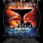 Heaven Shall Burn - Veto Tour (Garage, Saarbrücken)
